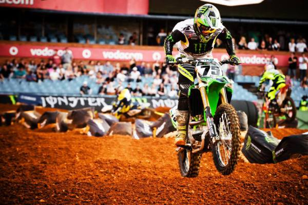 monster supercross africa
