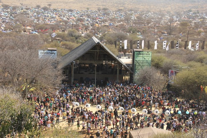 Win tickets to Oppikoppi 2015