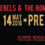 Dusty Rebels And The Bombshells Do Pretoria