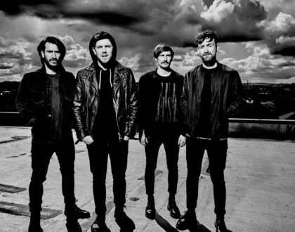 Twin Atlantic to Release New Album - GLA