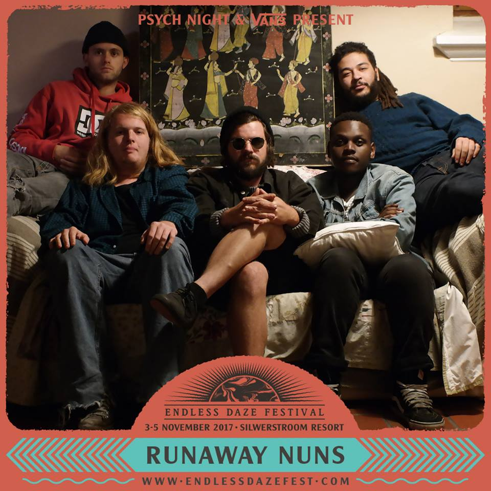 Runaway Nuns - Endless Daze Festival