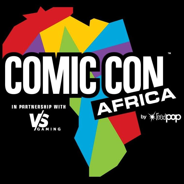 Comic Con Africa - Patrick Garcia Interview