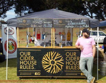 Capital Craft Beer Fest 2019 - Everson's Cider