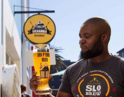 Ukhamba BeerWorx brewery