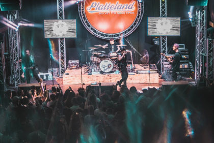 Review :: Crown the Empire Live at Platteland in Centurion